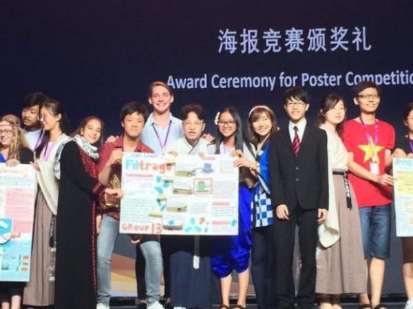 جامعة القدس تحصد المركز الثاني على مستوى آسيا بمؤتمر العلوم الـ13 في الصين