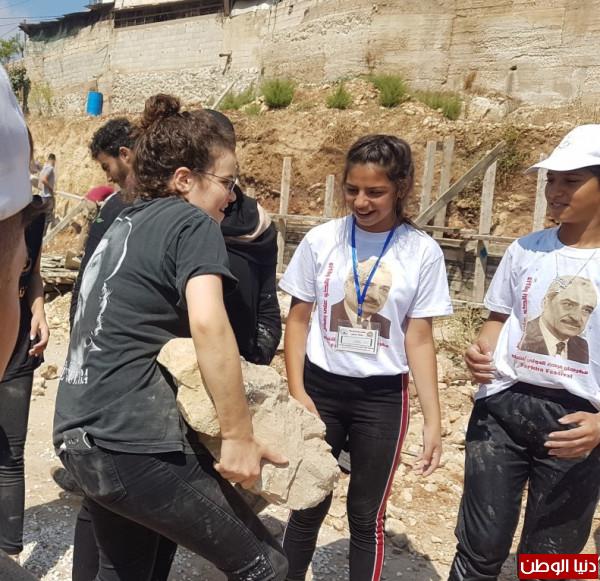 جمعية انماء تختتم مشاركتها في المهرجان الشبابي الدولي السادس والعشرون