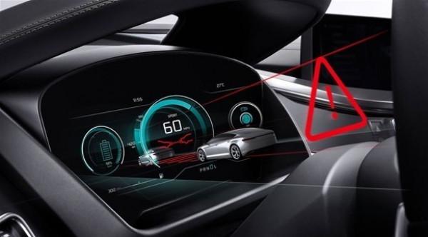 بوش تطور شاشة ثلاثية الأبعاد للسيارات