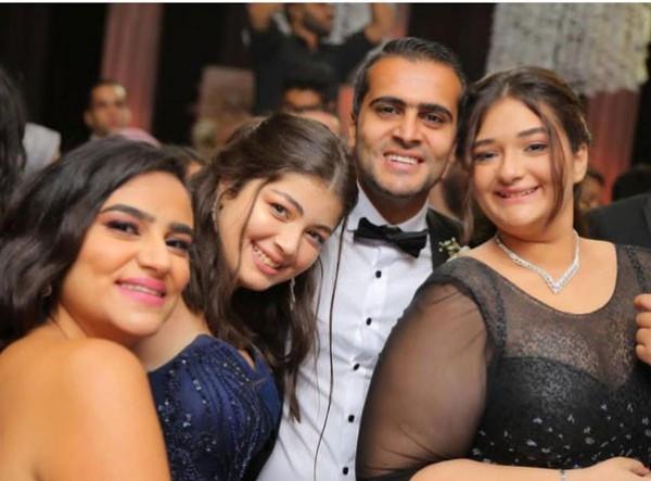 ابنة أحمد زاهر الكبرى تخسر الكثير من وزنها.. شاهدوا جمالها