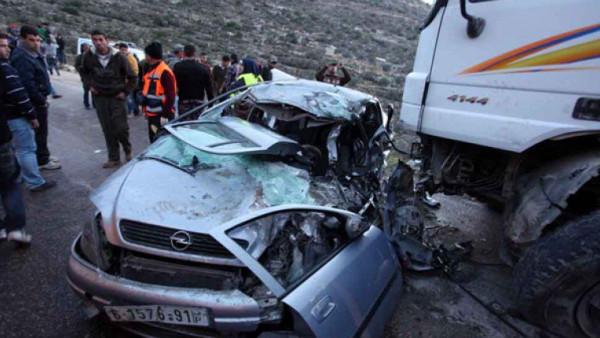 ارزيقات يكشف عن عدد الوفيات والحوادث التي وقعت بالضفة منذ بداية العام