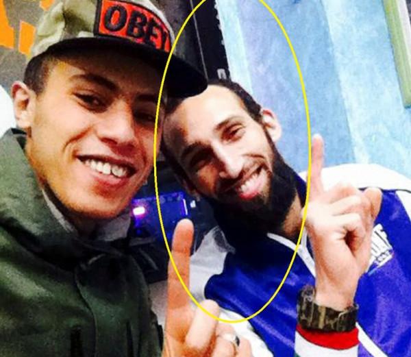 """صورة: إيطاليا تسلم المغرب زوجة """"ملاكم داعش"""""""