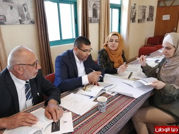 بلدية الخليل تشارك في تدريب حول المساءلة المجتمعية
