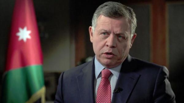 العاهل الأردني: نؤكد رفضنا صفقة القرن ونحن مع إخواننا الفلسطينيين