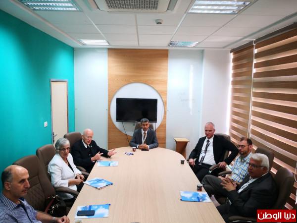 اختتام فعاليات مدرسة AGYA الصيفية في المحاكاة العددية في جامعة بوليتكنك فلسطين