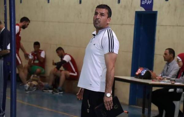 مدرب جيوس: جاهزون للقاء النهائي لكاس فلسطين للكرة الطائرة غدا
