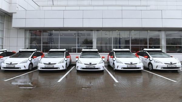 سيارات ذاتية القيادة تظهر في موسكو بعد 4 أعوام