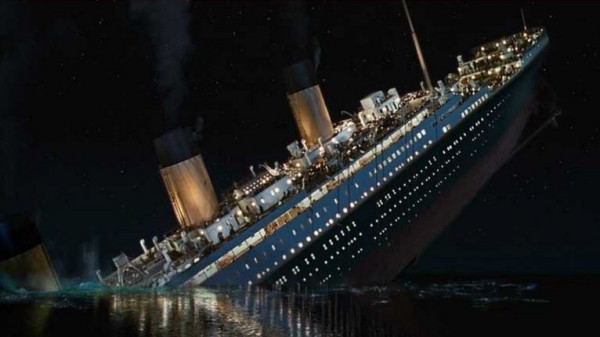"""شاهد: من أعماق المحيط .. صورة مذهلة لسفينة """"تيتانيك"""""""