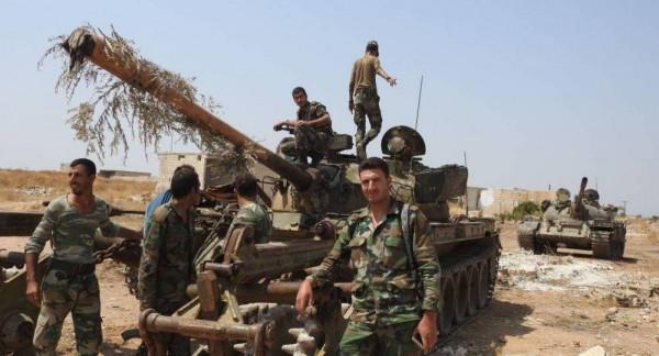 الجيش السوري يستعيد السيطرة على خان شيخون وعدد من البلدات شمال حماة