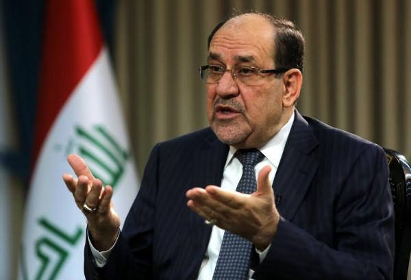 المالكي يهدد إسرائيل بمعركة يتحول فيها العراق لساحة حرب دولية بمشاركة إيران