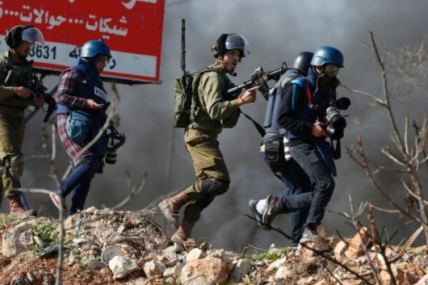 المكتب الوطني للدفاع عن الأرض يُوثق الانتهاكات الأسبوعية لقوات الاحتلال