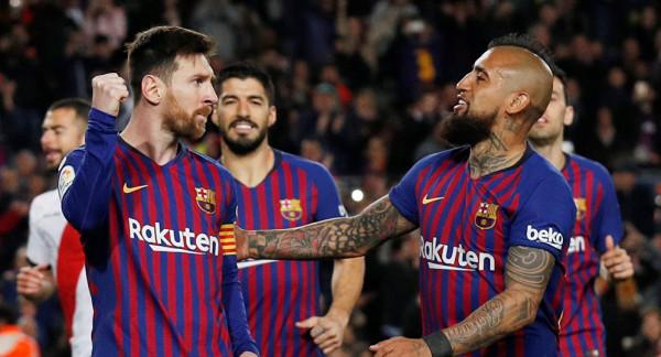 برشلونة يرفض التخلي عن نجم خط وسطه لإنتر ميلان
