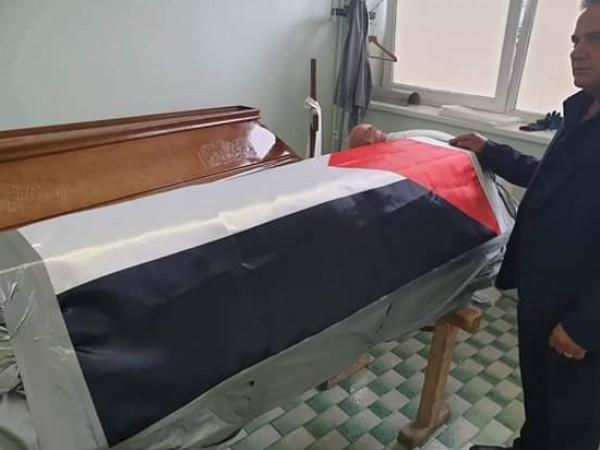 """سفارة فلسطين بالقاهرة: بدء نقل جثمان """"تامر السلطان"""" لقطاع غزة"""