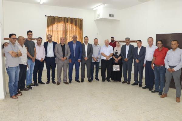 وزارة الاتصالات تعقد ورشة عمل لطمأنة المواطنين بقضية الأبراج في بتير