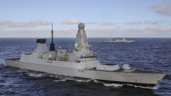 البحرية البريطانية: سنرسل سفينة حربية أخرى للخليج العربي