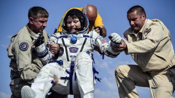 (ناسا) تُحقق في أول جريمة تُرتكب في الفضاء