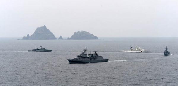 تدريبات عسكرية كورية جنوبية في جزر محل خلاف مع اليابان