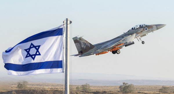 إسرائيل تُغلق مجالها الجوي بالجولان وتُنفذ غارات وهمية بلبنان