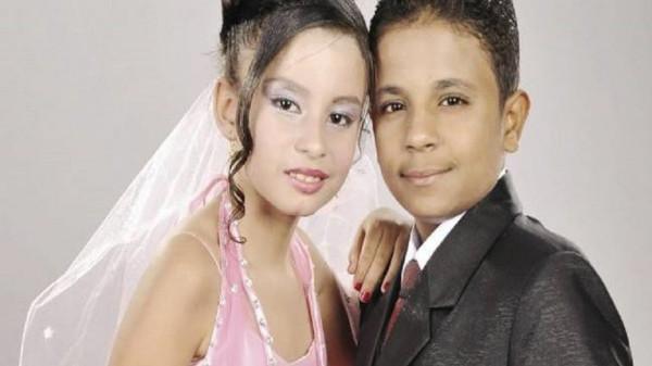 بعد 6 سنوات خطوبة.. زواج أصغر عروسين في مصر