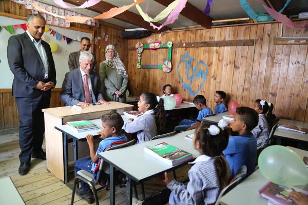"""التربية تطلق عامها الدراسي بالتأكيد على التشبث بالتعليم """"المقاوم"""""""