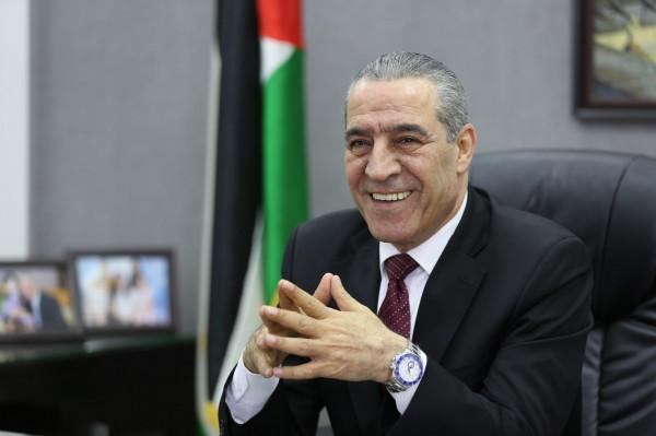 الشيخ: حذف اسم فلسطين لا يلغي الحق السياسي والتاريخي لشعبنا