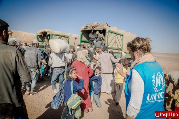 """""""القلب الكبير""""تتبرع بـ 2.6 مليون درهم لتنفيذ مشروعين جديدين للاجئين والنازحين السوريين"""
