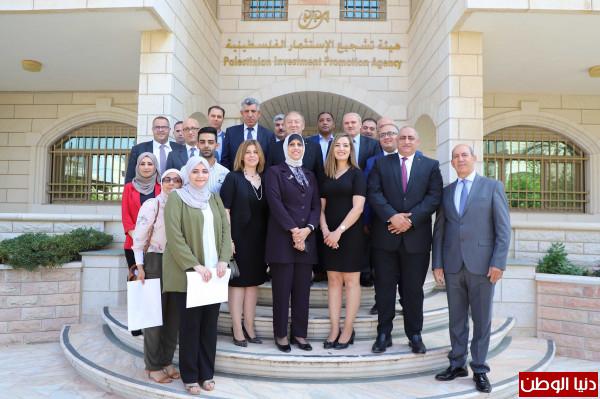 بلدية دورا توقع بروتوكول تعاون مشترك مع هيئة تشجيع الاستثمار الفلسطينية