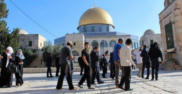 الأوقاف تستنكر الاقتحامات المتكررة للمسجد الأقصى