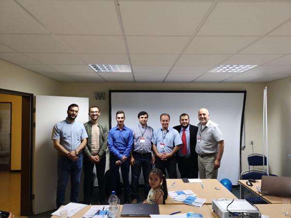 تجمع المهندسين الفلسطينيين في ألمانيا يعقد مؤتمره التاسع في مدينة كيرشهايم