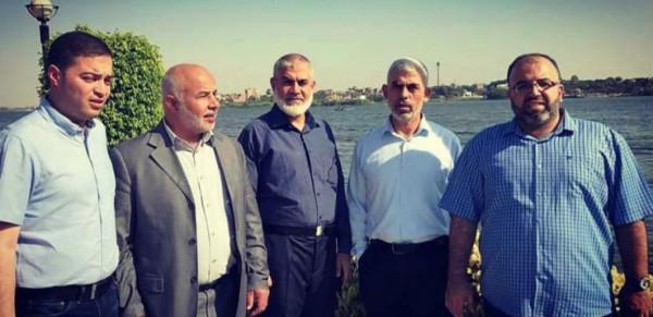 وفد قيادي من حماس يزور مصر لإجراء مباحثات مع المخابرات العامة