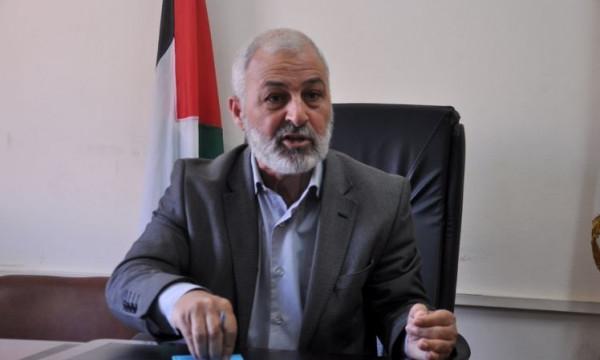 النائب الغول يدين عملية التفجير ضد الشرطة الفلسطينية
