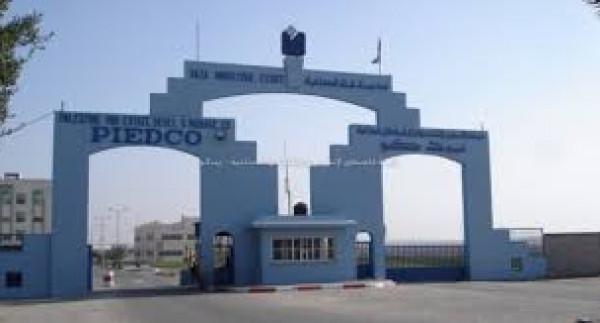 """وكيل وزارة الاقتصاد والاتحاد العام للصناعات الفلسطينية يتفقدان المنطقة الصناعية """"كارني"""""""