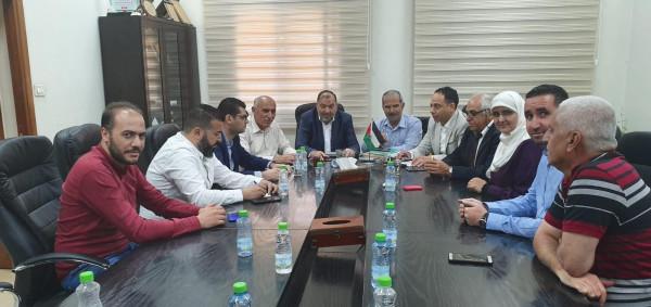 بلدية الخليل تُعيد طرح عطاء شارع الفحص لعدم تقدم أي مقاول للمشروع