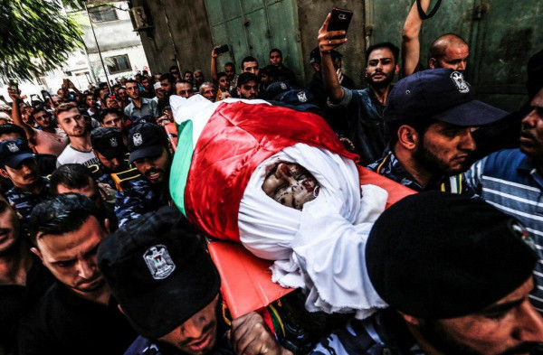 """""""علماء فلسطين"""" تطالب الجهات الأمنية بالضرب بيد من حديد للعابثين بأمن غزة"""