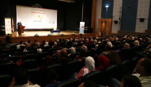 """وزارة التربية وجامعة النجاح تختتمان فعاليات برنامج """"ستيم فلسطين"""""""