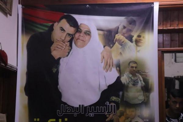 هيئة الأسرى تنعى والدة الأسير محمود سناكرة من محافظة نابلس