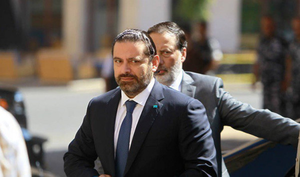 الحريري يُعلن حالة طوارئ اقتصادية في لبنان