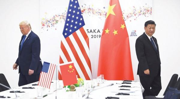 استئناف المفاوضات التجارية بين أمريكا والصين