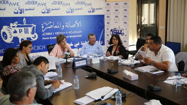 لجنة فرز العضوية للمؤتمر الوطني الرابع تتبنى مقاربة مبتكرة وتمر للسرعة القصوى
