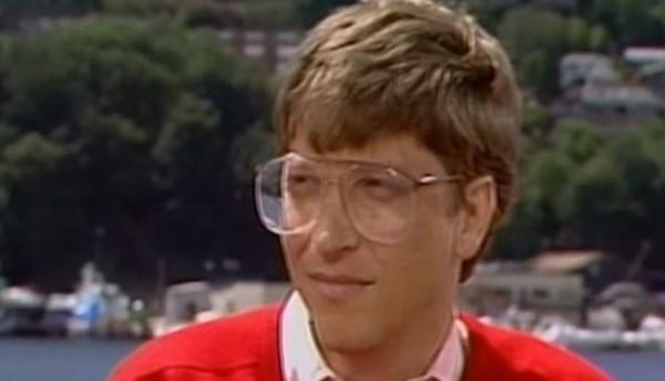 """ما الموظف المثالي للعمل في """"مايكروسوفت"""" بالنسبة لـ""""بيل جيتس""""عام 1989؟"""