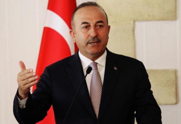 وزير الخارجية التركي: الأمريكيون يماطلون في إقامة المنطقة الآمنة بسوريا