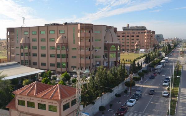 جامعة فلسطين تحصد المركز الأول في الامتحان التطبيقي الشامل
