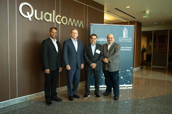 شراكة سعودية أمريكية لتصنيع مكونات رئيسية لشبكات الاتصالات المتنقلة