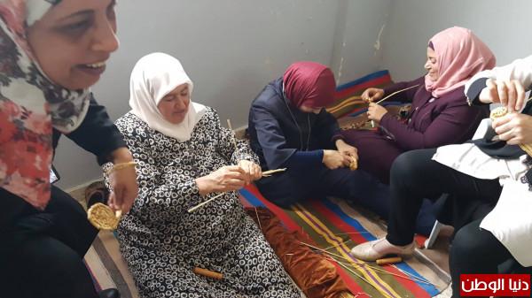 قلقيلية :الثقافة تقتحم التاريخ وتعيد البناء الفلسطيني بافتتاح دورة القش