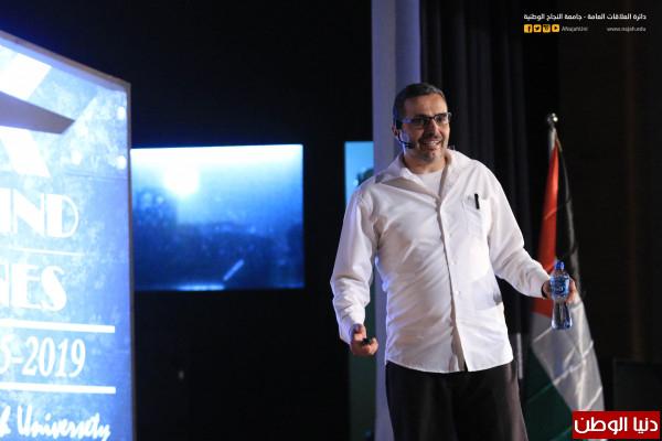 البروفيسور اسماعيل وراد من جامعة النجاح يفوز بجائزة شومان للباحثين العرب 2019