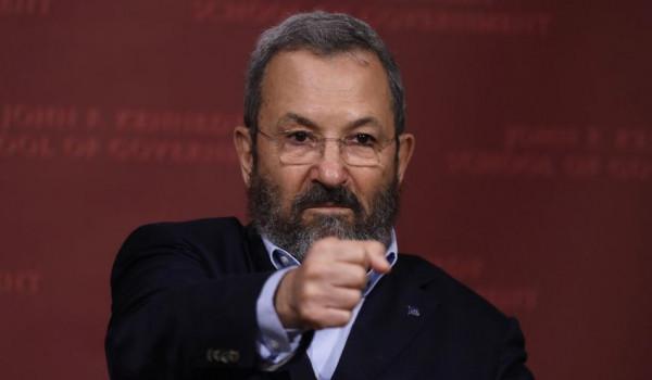 إيهود باراك يكشف عن رؤيته لحل الصراع الإسرائيلي الفلسطيني