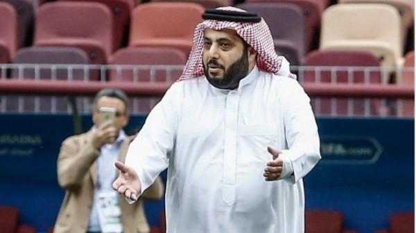 شاهد ماذا قال تركي آل الشيخ عن مكة محمد صلاح