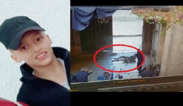 الاحتلال يُقرر تسليم جثمان الشهيد الطفل نسيم أبو رومي خلال أسبوعين
