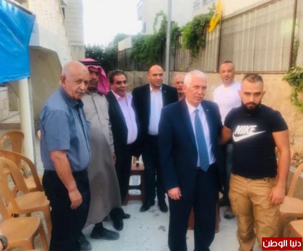 صور: المحافظ حميد يُؤكد على مركزية قضية الأسرى على الساحة الفلسطينية