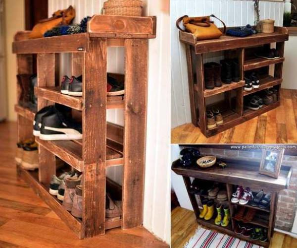 10 أفكار لاستخدام الخشب في ديكور مدخل المنزل